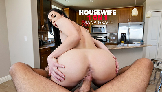 [Housewife1On1] Diana Grace (07.15.2020)