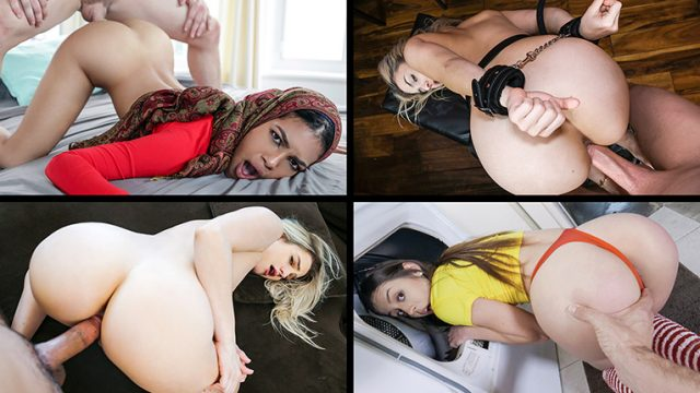 [TeamSkeetSelects] Daisy Stone (Face Down Ass Up Compilation / 08.12.2020)
