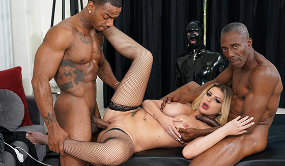 [CuckoldSessions] Brooklyn Chase (Fourth Appearance / 09.13.2020)