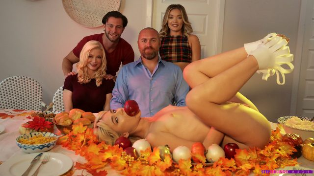 [StepSiblingsCaught] Jessie Saint, Katie Kush (How To Stuff Your Step Sister And Her Friend – S15:E5 / 11.17.2020)