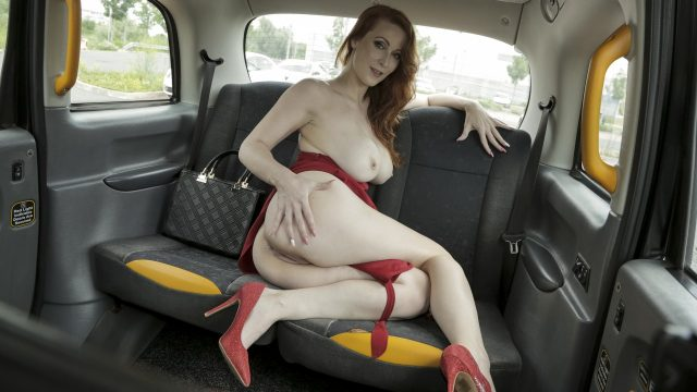 The Redhead in the Red Dress (Isabella Lui) [FakeHub]