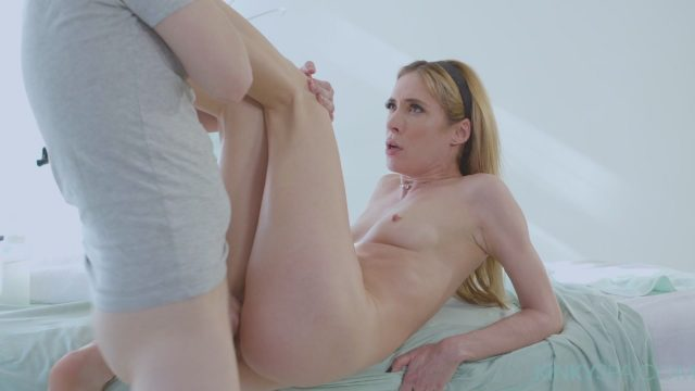 """[KinkySpa] Aiden Ashley (Hot blonde Aiden Ashley gets the """"full treatment"""" by her hung young massage therapist / 03.05.2021)"""
