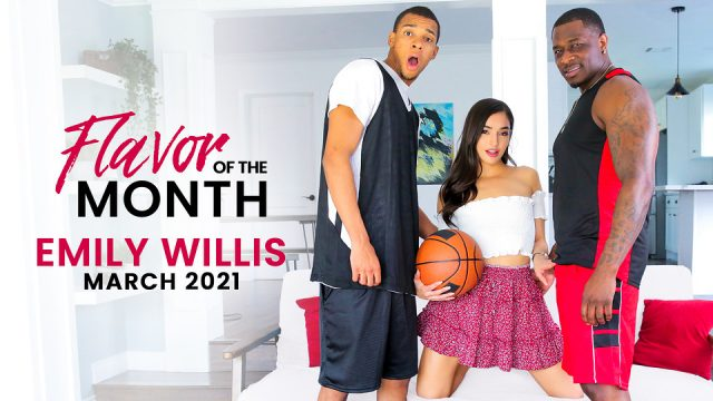 [StepSiblingsCaught] Emily Willis (March 2021 Flavor Of The Month Emily Willis – S1:E7 / 03.02.2021)