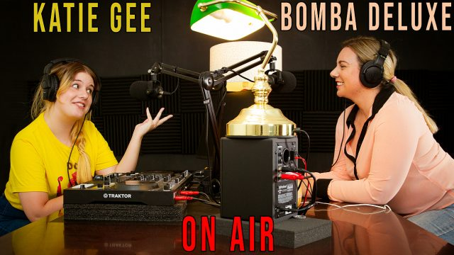 [GirlsOutWest] Bomba Deluxe, Katie Gee  (On Air / 04.18.2021)