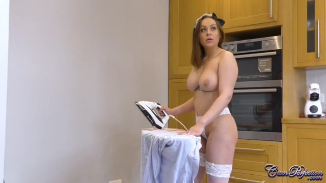 [CumPerfection] Willow Sky (Naked Maid / 06.24.2021)