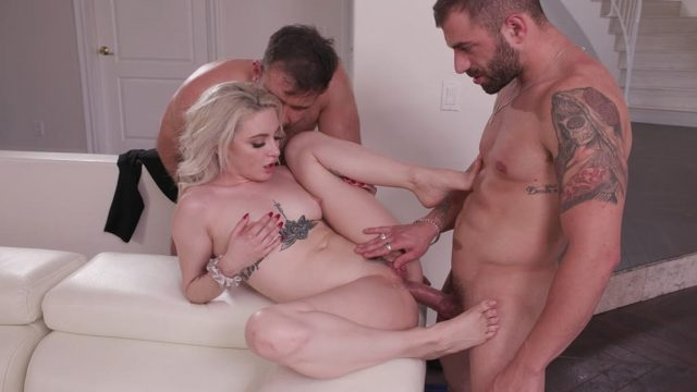 [HandsOnHardcore] Lola Fae (Hot Teen Lola Fae DP'ed by her Stepfather and his Friend GP1886 / 06.13.2021)