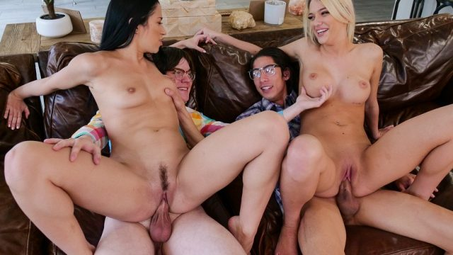[SisSwap] Alex Coal, Kenna James (Getting Lucky With Stepsis / 06.20.2021)